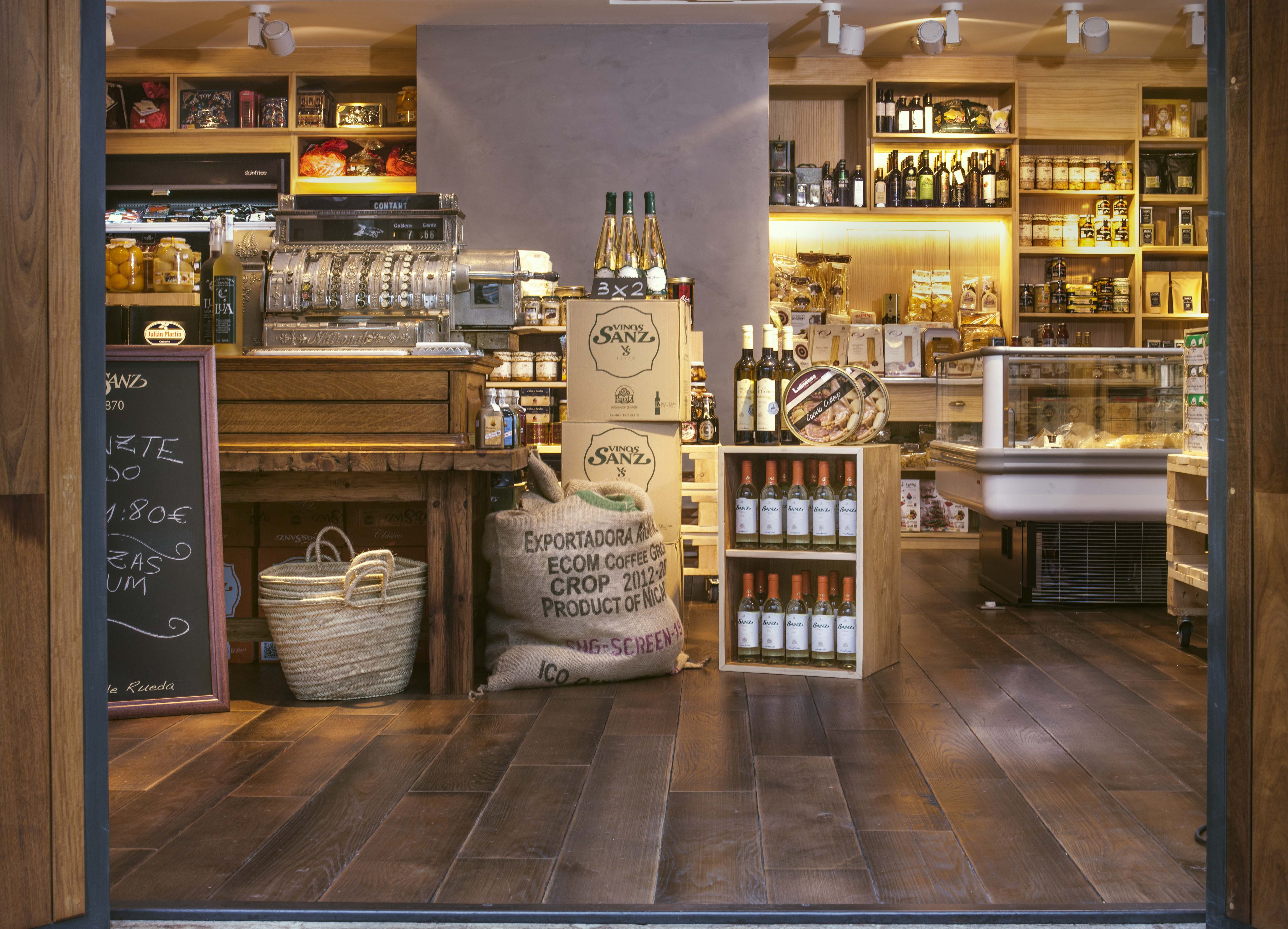 Kuboene Kuboene_natalia Casco 15 Abarrotes Tienda Gourmet # Muebles Para Tienda Gourmet