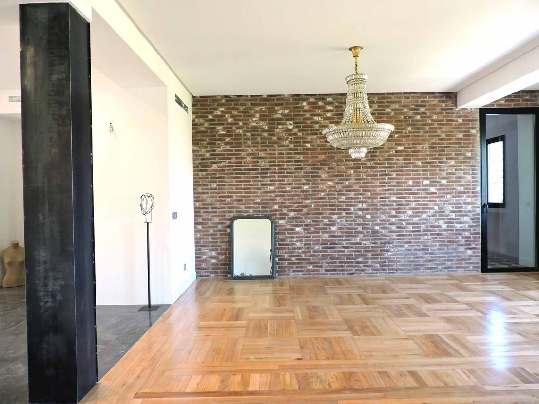 Proyecto y Reforma de piso en General Perón