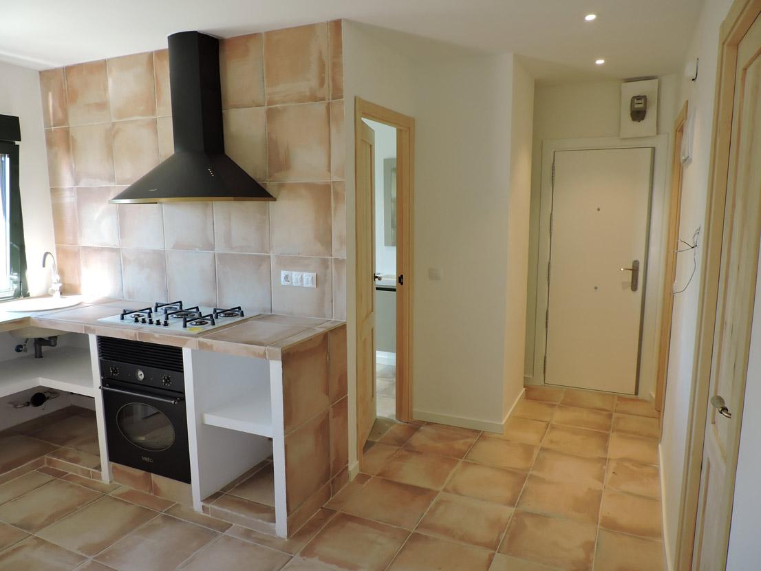 Rehabilitación de vivienda antigua en El Escorial