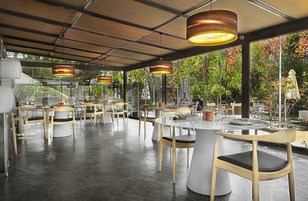 Restaurante El Invernadero de Rodrigo de la Calle - Collado Mediano