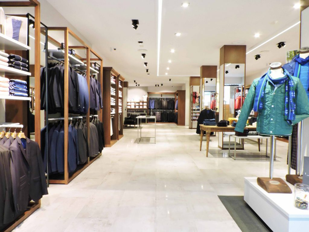Tienda de ropa de hombre Goviani