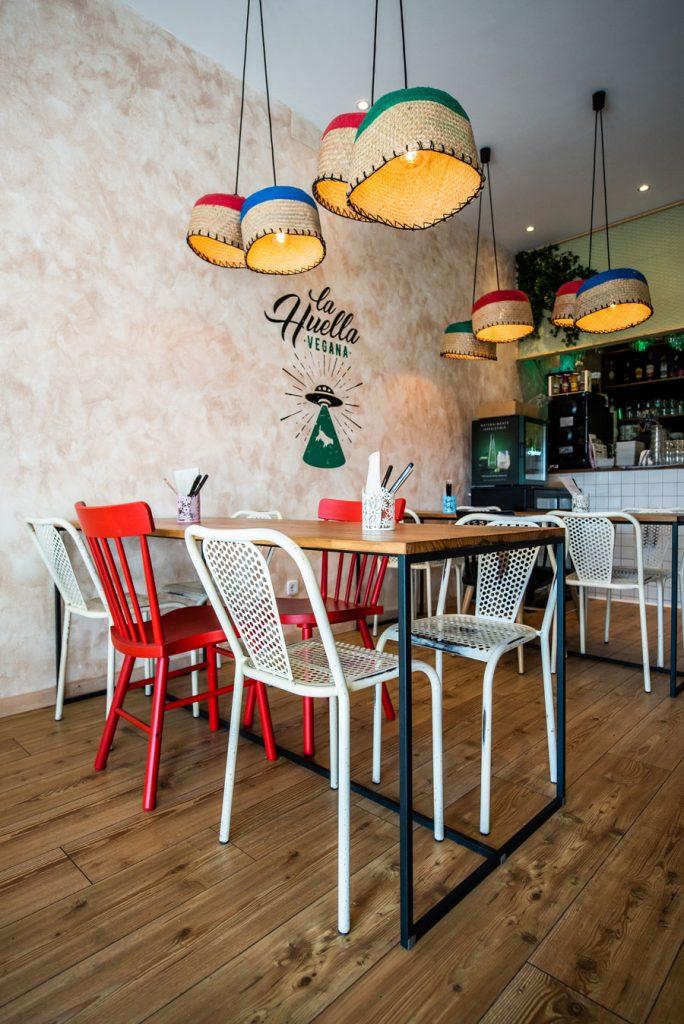 Restaurante La Huella Vegana