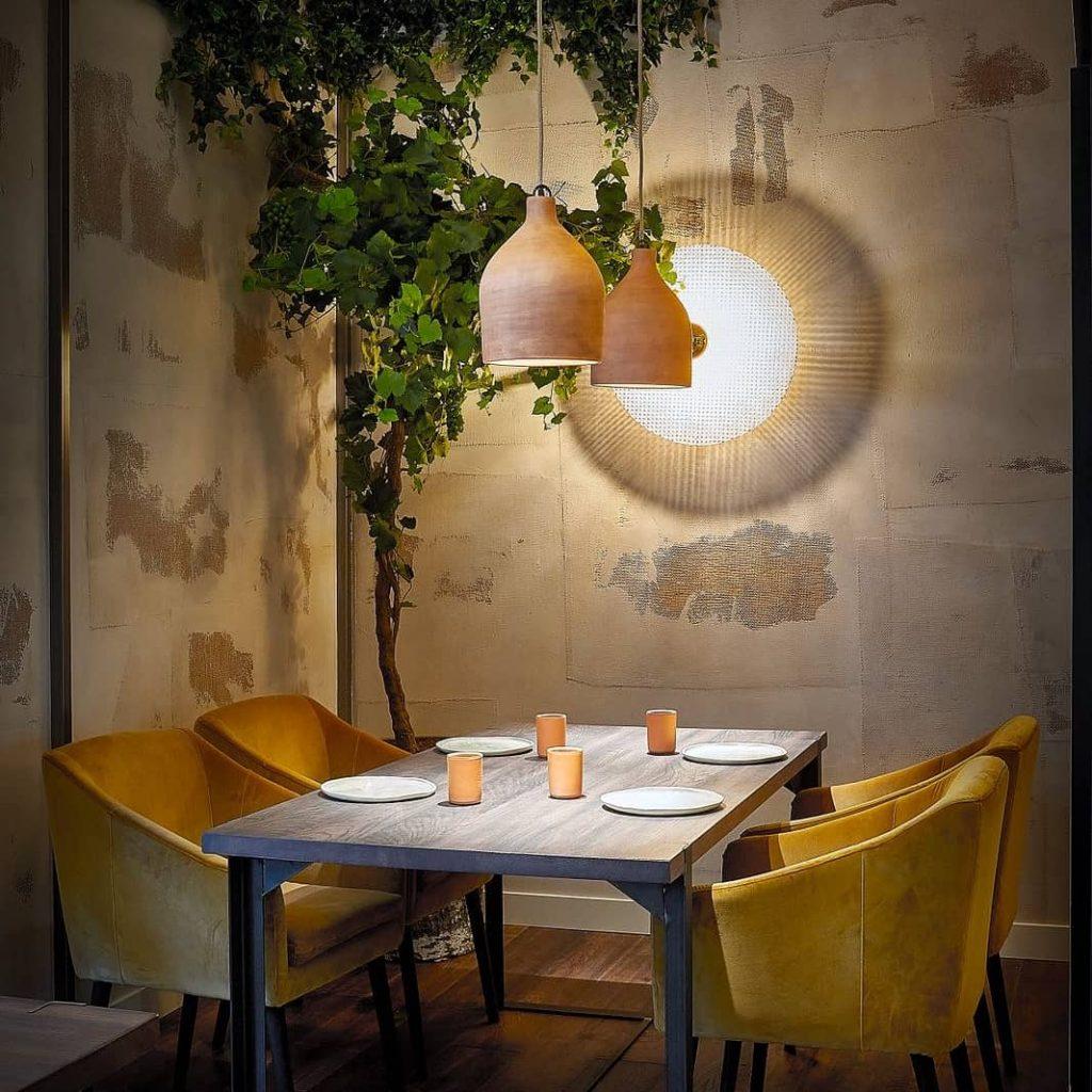 Restaurante El Invernadero de Rodrigo de la Calle - Madrid